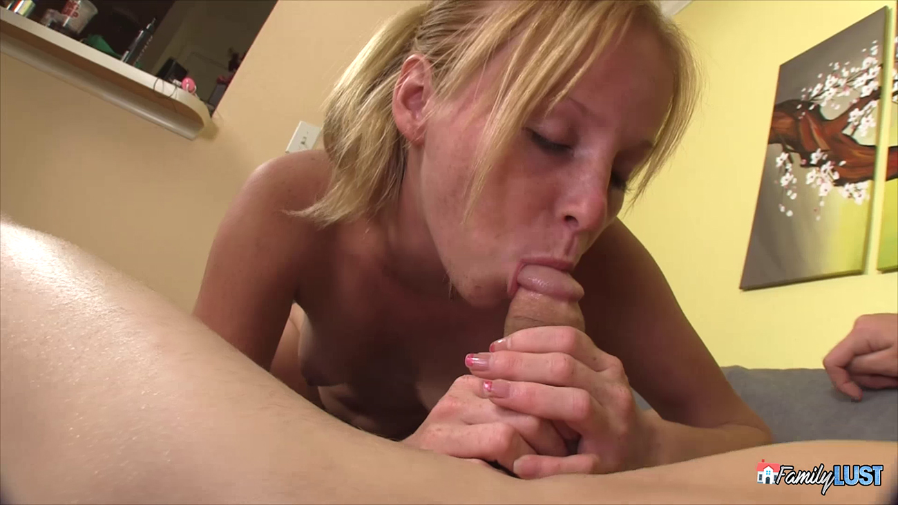 Alyssa Hart Banged Hard By Her Step Cousin Family Lust