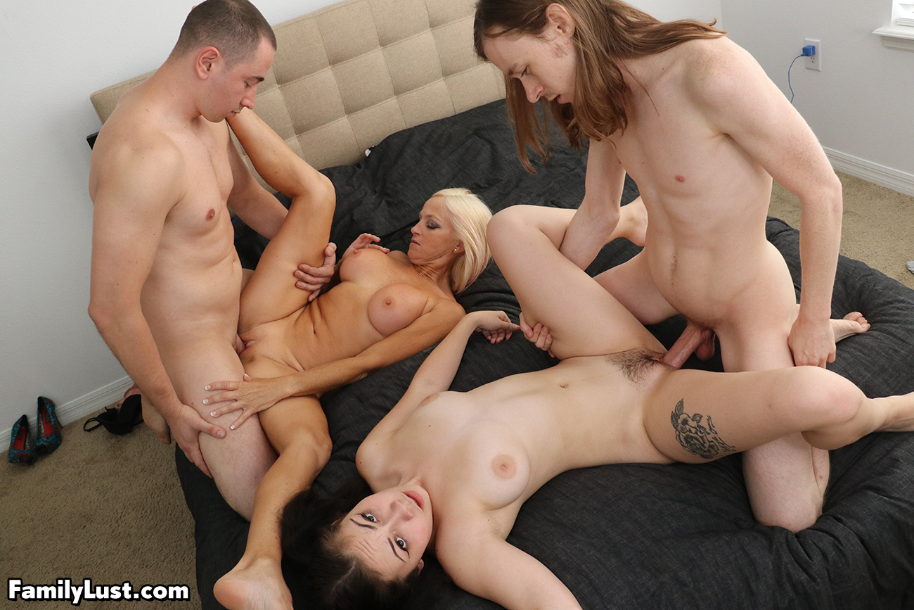 Dani Dare Lenna Lux banged hard